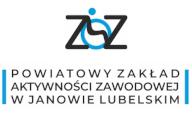Kliknij, aby przejść do strony Powiatowego Zakładu Aktywności Zawodowej w Janowie Lubelskim